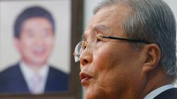 김종인, 더불어민주당 운동권 세력을 다시