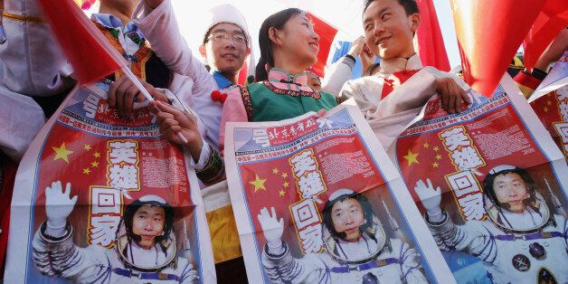 중국이 달 뒷면 최초 착륙을 계획하고