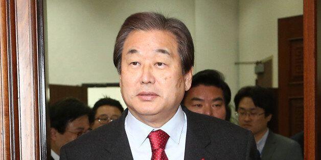김무성 대표가 '위안부 협상'을
