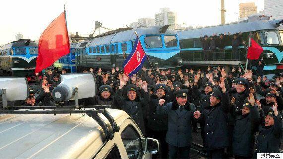 AP통신이 평양에서 전한 '수소탄' 실험에 대한 북한 주민들의