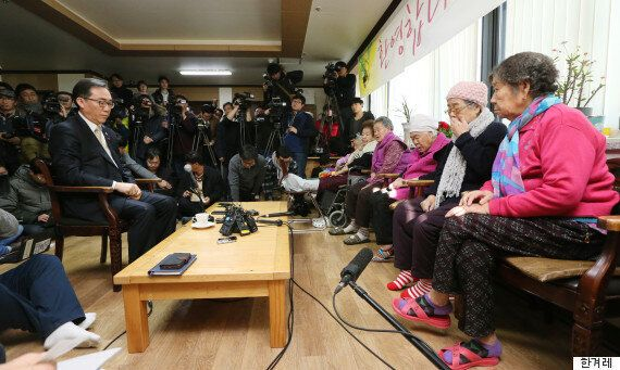 한국 정부와는 사뭇 다른 대만의 '위안부 협상'