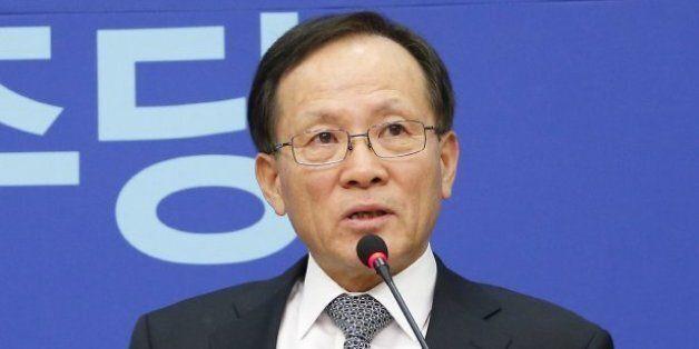'문재인 영입 3호' 이수혁 전 6자회담 수석대표가 '위안부 협상'에 대해 남긴