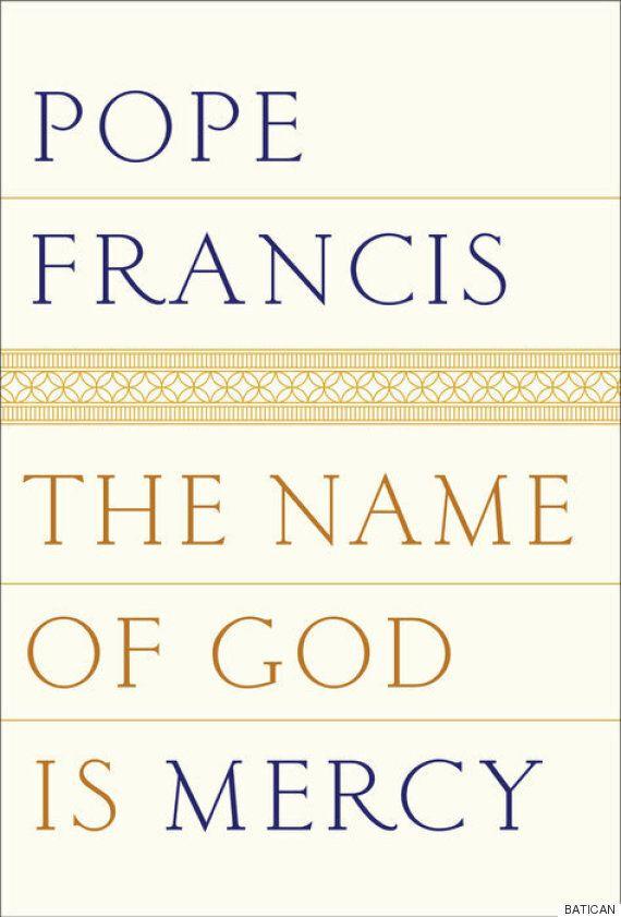 프란치스코 교황의 첫 책이 출간된다. 그리고 동성애자들을 포용하는 내용이