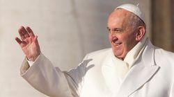 프란치스코 교황의 새해