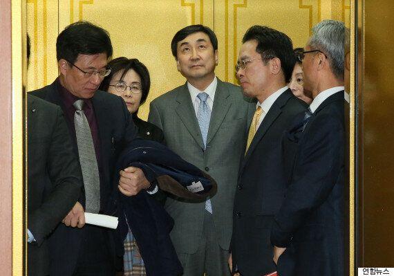 외교부 장관 만난 더불어민주당,