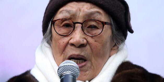 위안부 할머니 6명