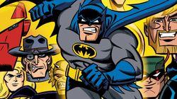 슈퍼 히어로의 세계화 | 배트맨, 고담