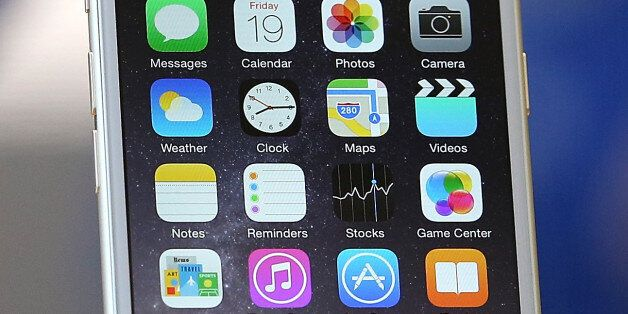 쓰지 않는 아이폰 기본앱을 감쪽같이 숨기는 아주 간단한