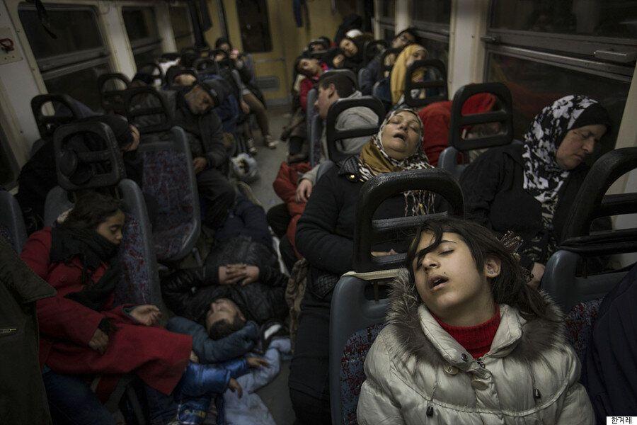한겨레 사진기자들이 뽑은 2015년 사진