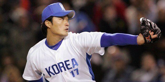 오승환, MLB 세인트루이스 입단
