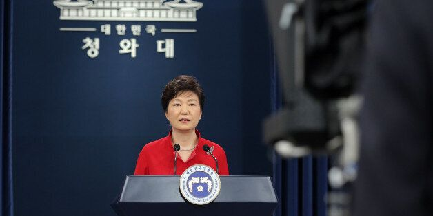 박근혜 대통령, 처음으로 질의응답 포함된 '대국민 담화'