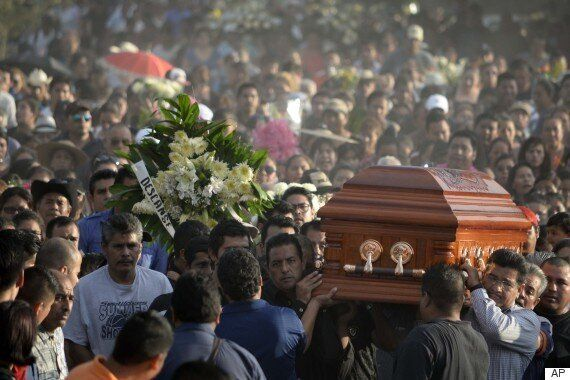 멕시코 여성 시장을 암살한 이들의