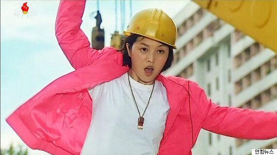 북한TV, 서양과 첫 합작영화 '김동무는 하늘을 난다'