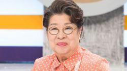 배우 엄앵란, 방송 녹화 중 유방암