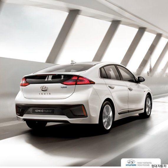현대자동차, 친환경차 전용 모델 '아이오닉' 출시