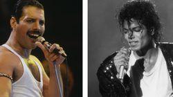 마이클 잭슨과 프레디 머큐리가 녹음한 듀엣곡을 발표하지 않는