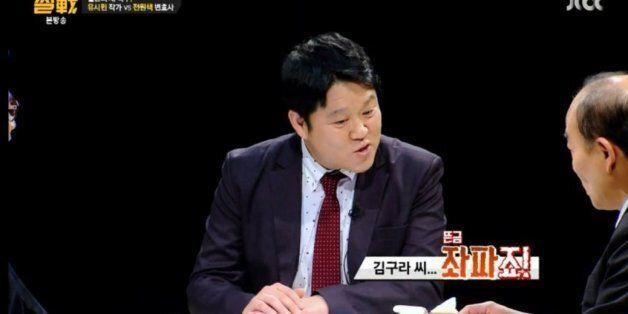 유시민-전원책 '썰전', 자체 최고 시청률