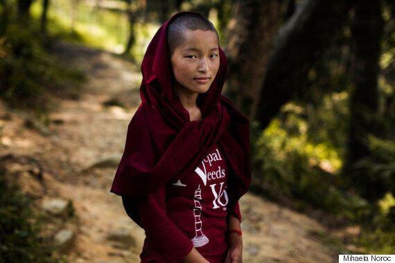 37개국을 여행하며 여성의 얼굴을 찍었던 사진작가는 지금도 여행중이다(사진