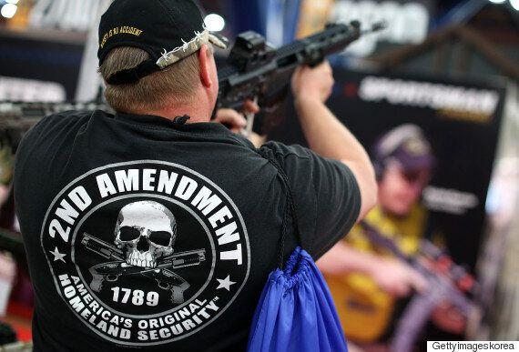 미국 오바마 정부, 강력한 총기규제안