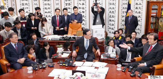 정의화 국회의장, 선거구 획정안 직권상정