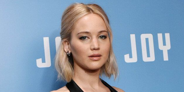 Photo by: KGC-42/STAR MAX/IPx 2015 12/17/15 Jennifer Lawrence at the photocall