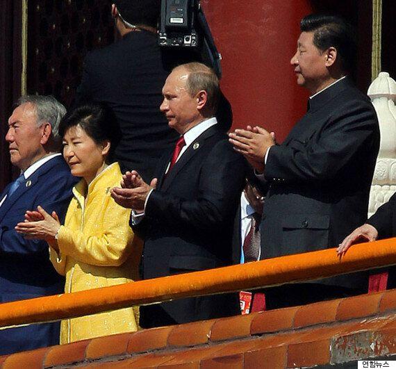 시진핑이 박근혜 전화 안받는 진짜(?)