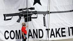 텍사스주, '총기 공개 휴대' 정책