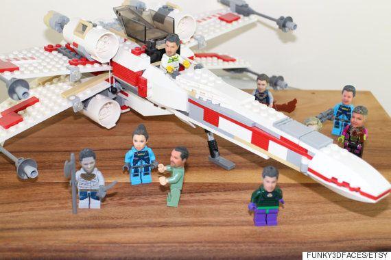 이제 당신의 레고 미니미를 가질 수