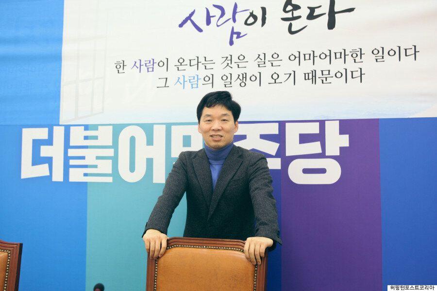 [허핑턴포스트 인터뷰] '더불어민주당' 입당한 김병관 웹젠