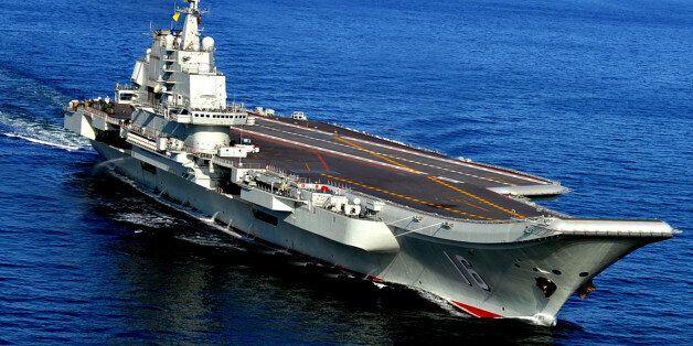 중국, 독자기술로 두번째 항공모함을 만들고