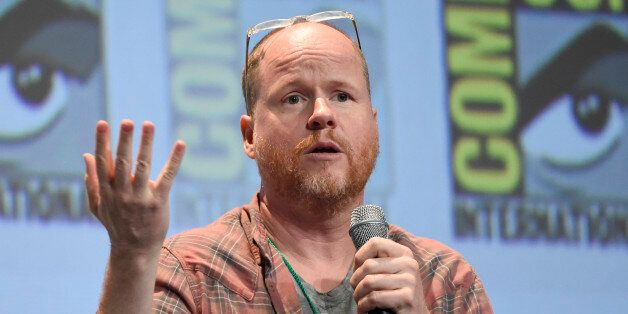 Joss Whedon speaks at