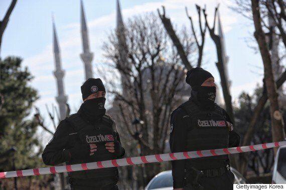 터키, 테러에 대한 보복으로 IS 조직원 200명을
