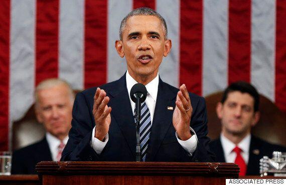 오바마 신년 국정연설의 4가지