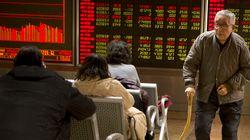 중국 증시, 새해 첫날 '서킷 브레이커'