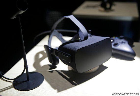 가상현실 기기 '오큘러스 리프트' 6일 예약주문