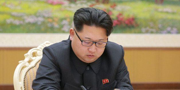 김정은, '수소탄' 실험에 대한 생각을