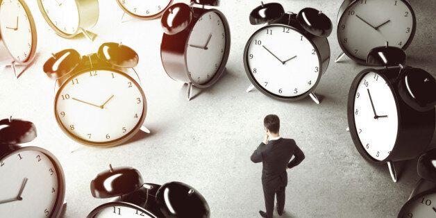 나이들수록 시간은 왜 더 빨리