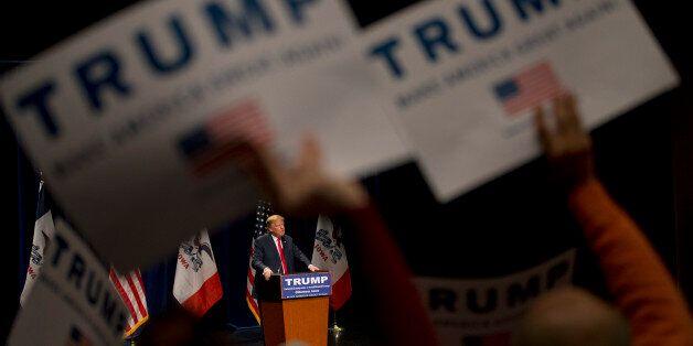 트럼프 지지자들이 무슬림을 혐오하는