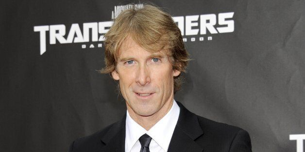 Executive producer and director Michael Bay attends the 'Transformers: Dark Of The Moon' premiere in...
