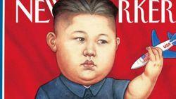 뉴요커의 표지를 장식한 이 귀여운 어린이의