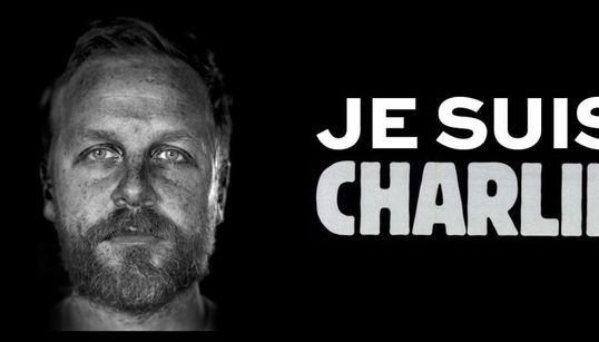 '내가 샤를리다'의 아티스트가 아직 우리는 표현의 자유를 위해 싸워야 한다는 걸 일깨워
