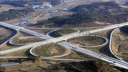 4차선 확장 '광주대구고속도로'