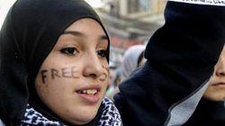 여성이 없으면 시리아의 평화도