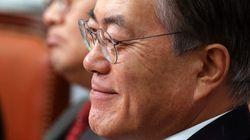 문재인, 김무성에 0.5%p 앞섰다