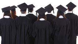 10년간 가장 심각한 취업난 겪을 학과 :