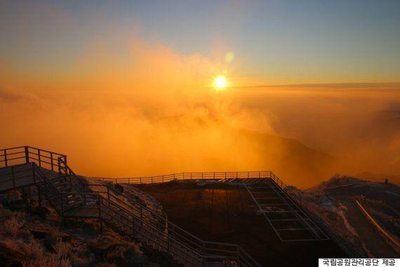 국립공원관리공단이 추천하는 '일출·일몰 명소