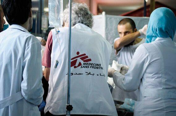 IS 점령지에 살았던 시리아 의사의