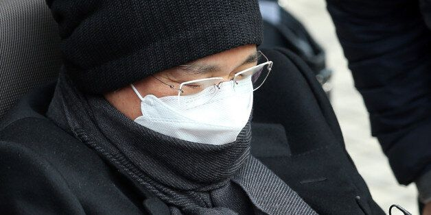 '횡령·배임' 이재현 CJ회장 징역 2년6개월 실형