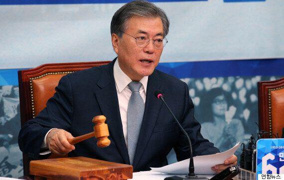 김한길, 문재인의 '조기선대위' 제안을