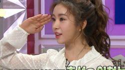 국내 유일 '묘족' 출신 아이돌 차오루 초고속